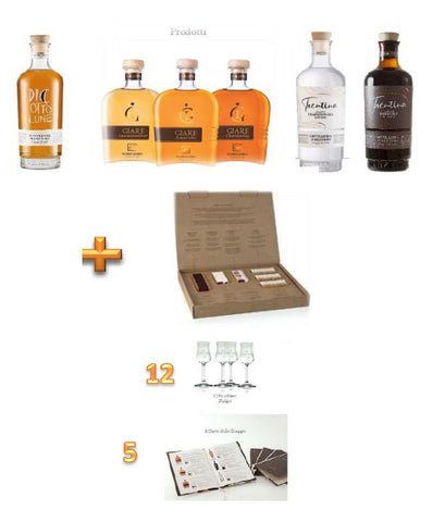 Grappa Kit - Marzadro