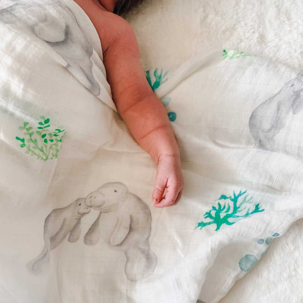 Florida Manatee Swaddle