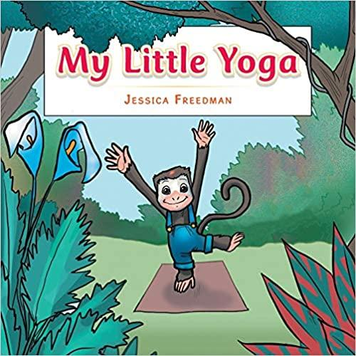 My Little Yoga - Book