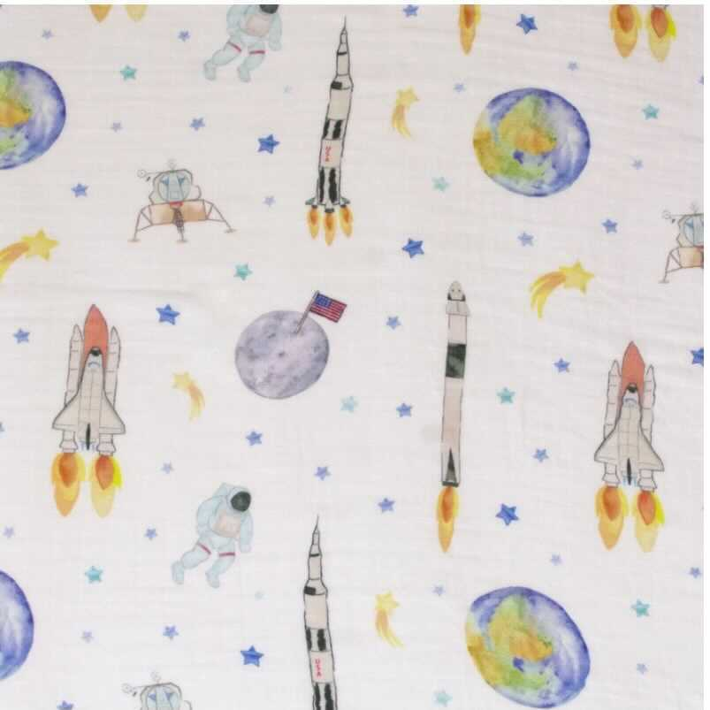 Florida Space Swaddle