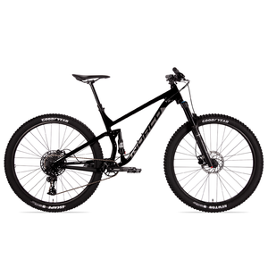 BIKE NORCO FLUID FS 3 27.5'' BLACK/CHARCOAL 2021