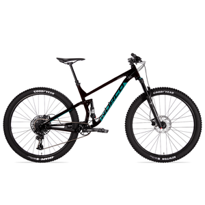 BIKE NORCO FLUID FS 3 29'' RED/GREEN 2021