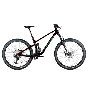 BIKE NORCO OPTIC C2 SHIMANO 29'' RED/GREEN 2021