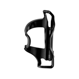 BOTTLE CAGE LEZYNE FLOW SIDE LOAD COMPOSITE LEFT LOADING BLACK 48G