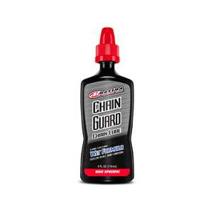 CHAIN LUBE MAXIMA SYNTHETIC CHAIN GUARD WET LUBE 4 OZ