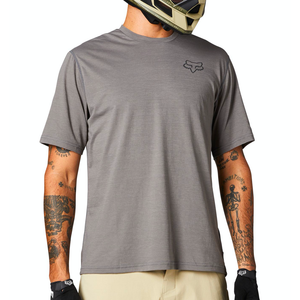JERSEY FOX RANGER POWER DRY SS 2021 PEWTER