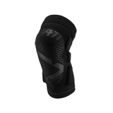 KNEE GUARDS LEATT 3DF 5.0 BLACK