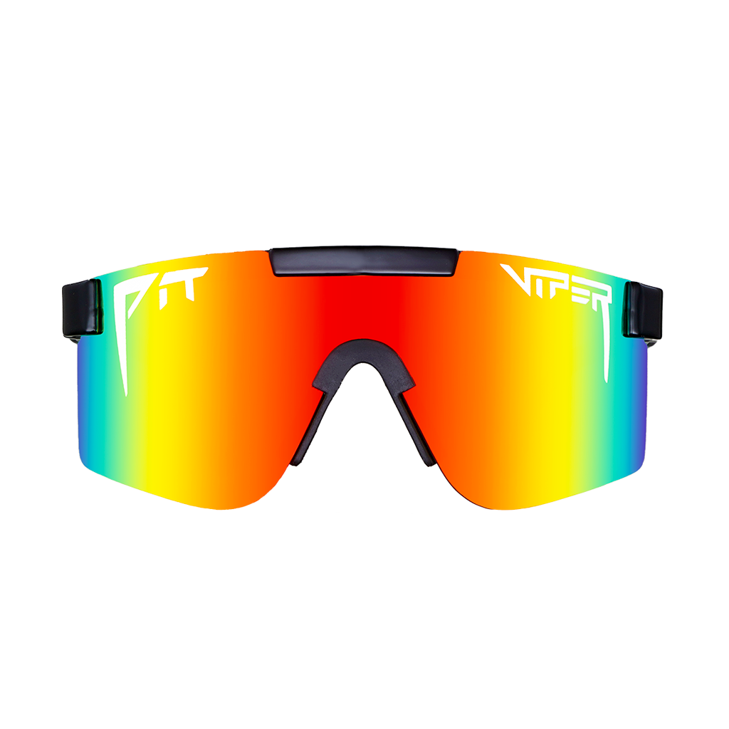 SUNGLASSES PIT VIPER THE MYSTERY POLARIZED BLACK