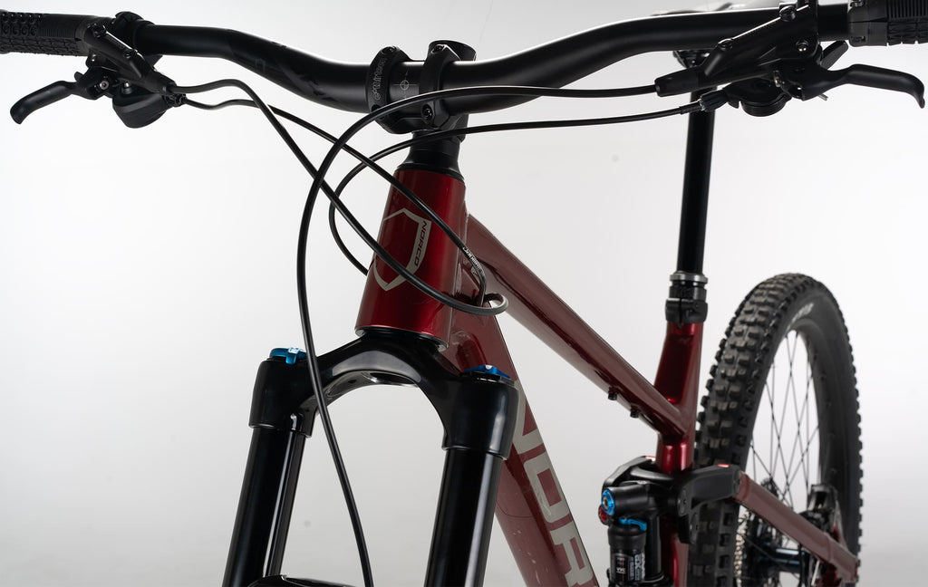 BIKE NORCO SIGHT A2 29'' RED/SILVER 2021