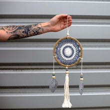 Load image into Gallery viewer, Customer Holding Medium Dream Catcher