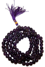 Load image into Gallery viewer, Amethyst Mala Beads