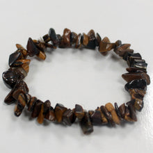 Load image into Gallery viewer, Tiger Eye Chipstone Bracelet