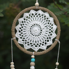 Load image into Gallery viewer, Natural Dream Catcher - Medium