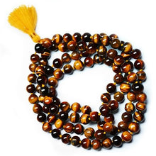 Load image into Gallery viewer, Tiger Eye Mala Beads