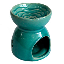 Load image into Gallery viewer, Tree of Life Oil Burner - Blue