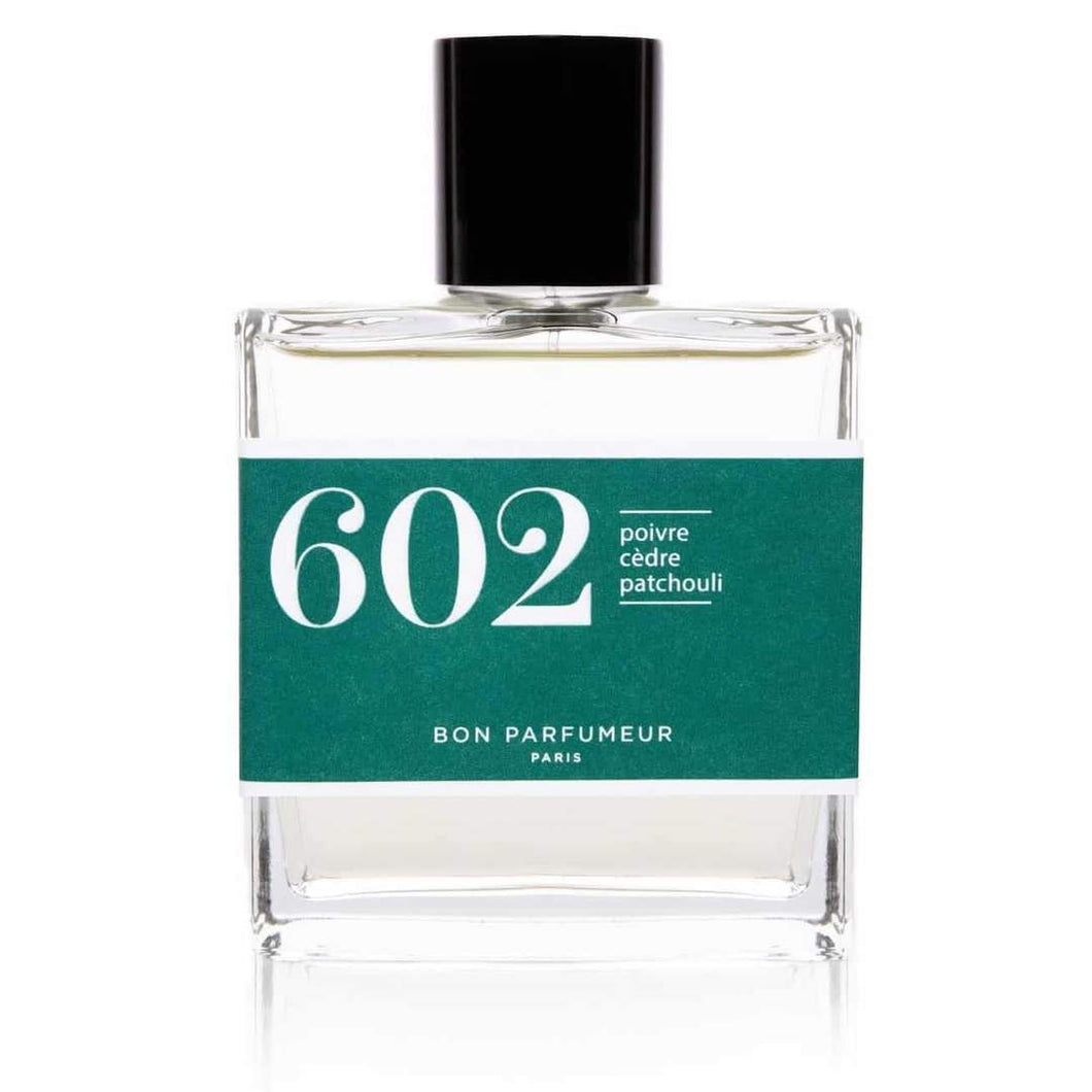 Eau de parfum 602: pepper, cedar and patchouli 30ML