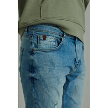 Afbeelding in Gallery-weergave laden, David Slim Stretch Jeans 3002