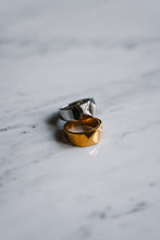 Afbeelding in Gallery-weergave laden, Kant Signature ring - Silver tone