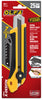 OLFA 25mm XH-1 Fiberglass Rubber-Grip Ratchet-Lock Knife in package