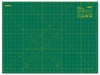 "OLFA RM-SG 18"" x 24"" Green Double-Sided, Self-Healing Rotary Mat"