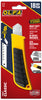OLFA 18mm L-2 Utility Knife with Rubber Inset in package