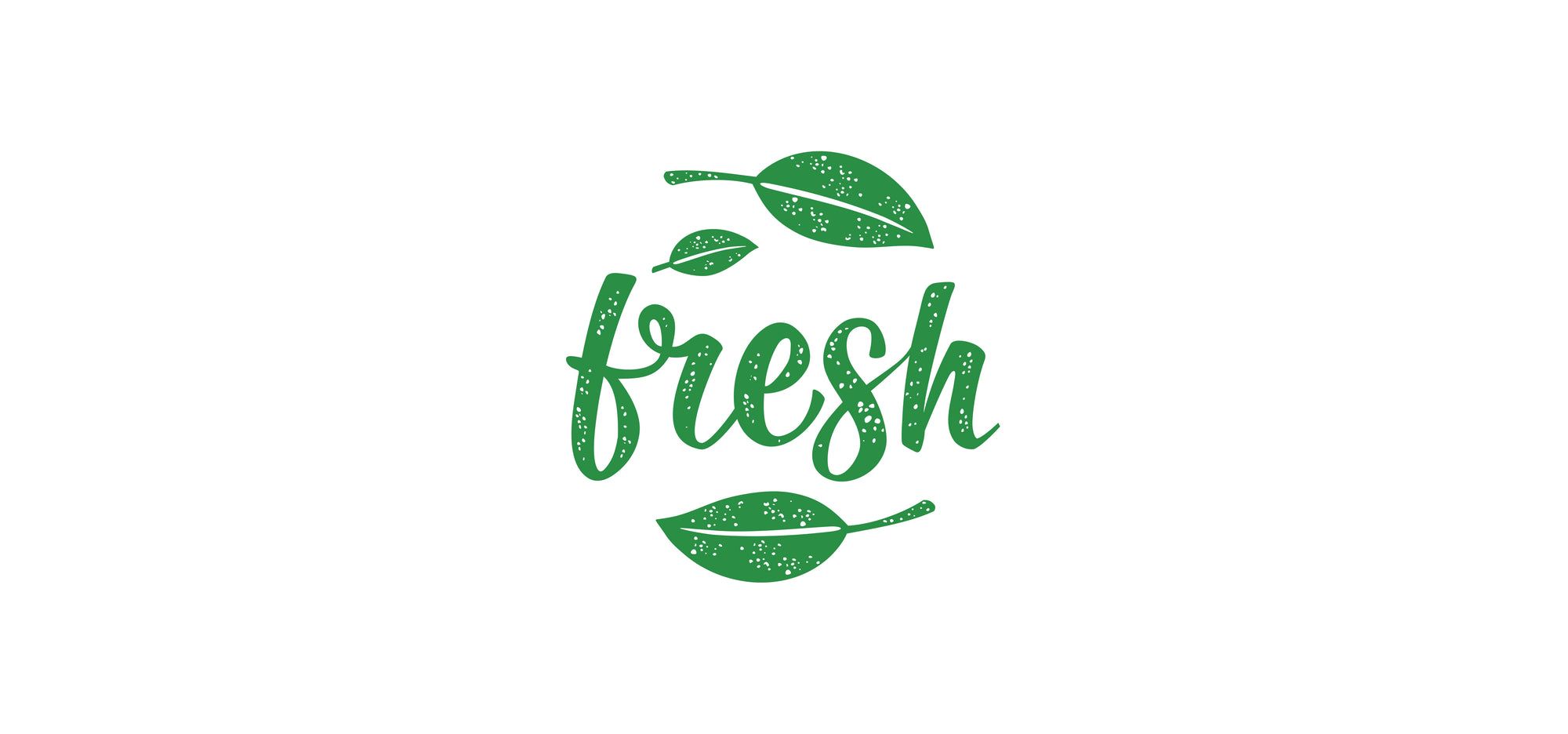 We only harvest fresh, deliver fresh, and keep all greens fresh until it's replenished.