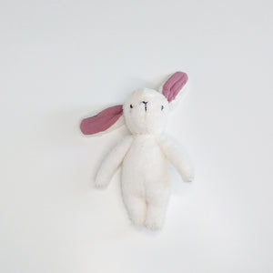 Small Bamboo Bunny Soothing Doll 01