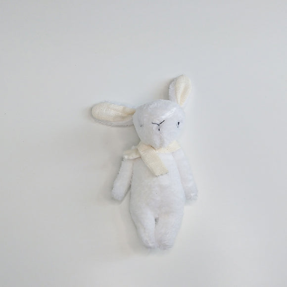 Small Bamboo Bunny Soothing Doll 09