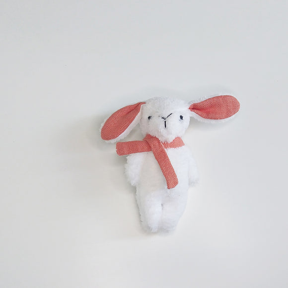 Small Bamboo Bunny Soothing Doll 08