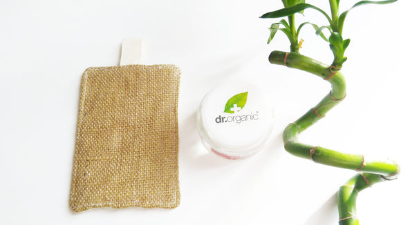 Washable Shower Jute Scrub 01