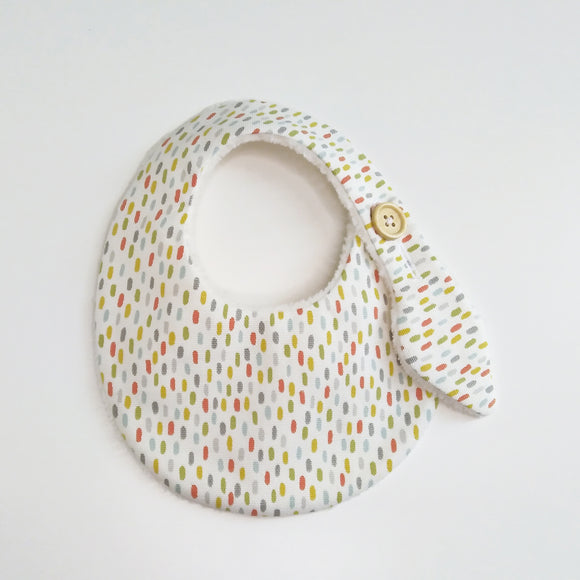 Cotton & Bamboo Bib 13