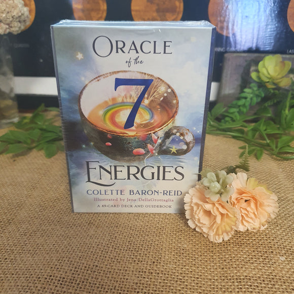 Oracle of the Seven Energies Card Set
