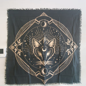 Magical Fox Altar Cloth