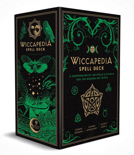 Wiccapedia Spell Card Deck