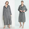 Long Plush Bathrobe(Unisex)