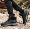 Men's high-top hiking shoes