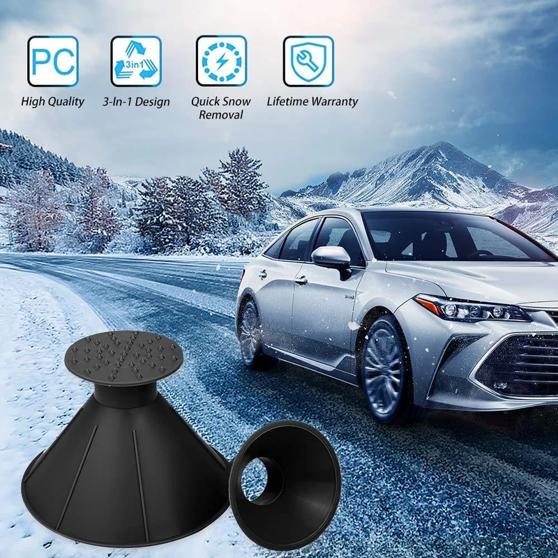 HOT SALE🔥 Car Window Windshield Snow Remover
