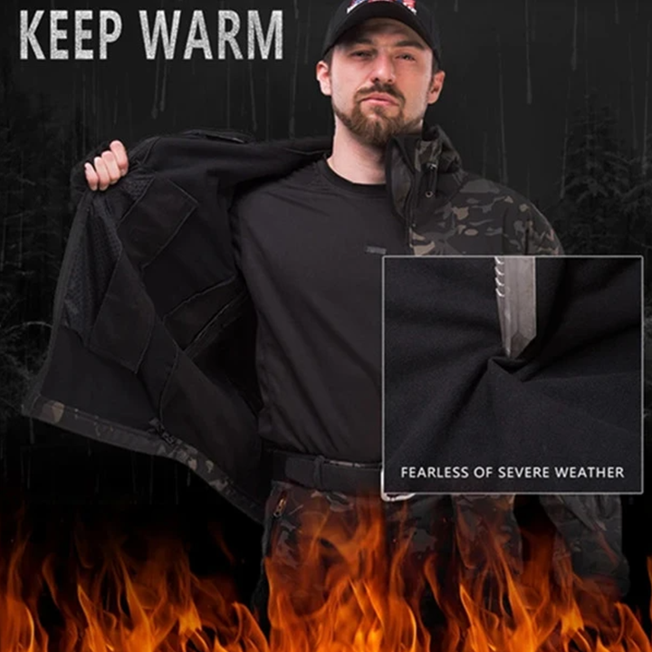 Men Waterproof Jacket