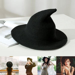 Women Halloween Witch Hat