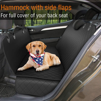 50% Off-Pet car seat cover (+free seat belt!)