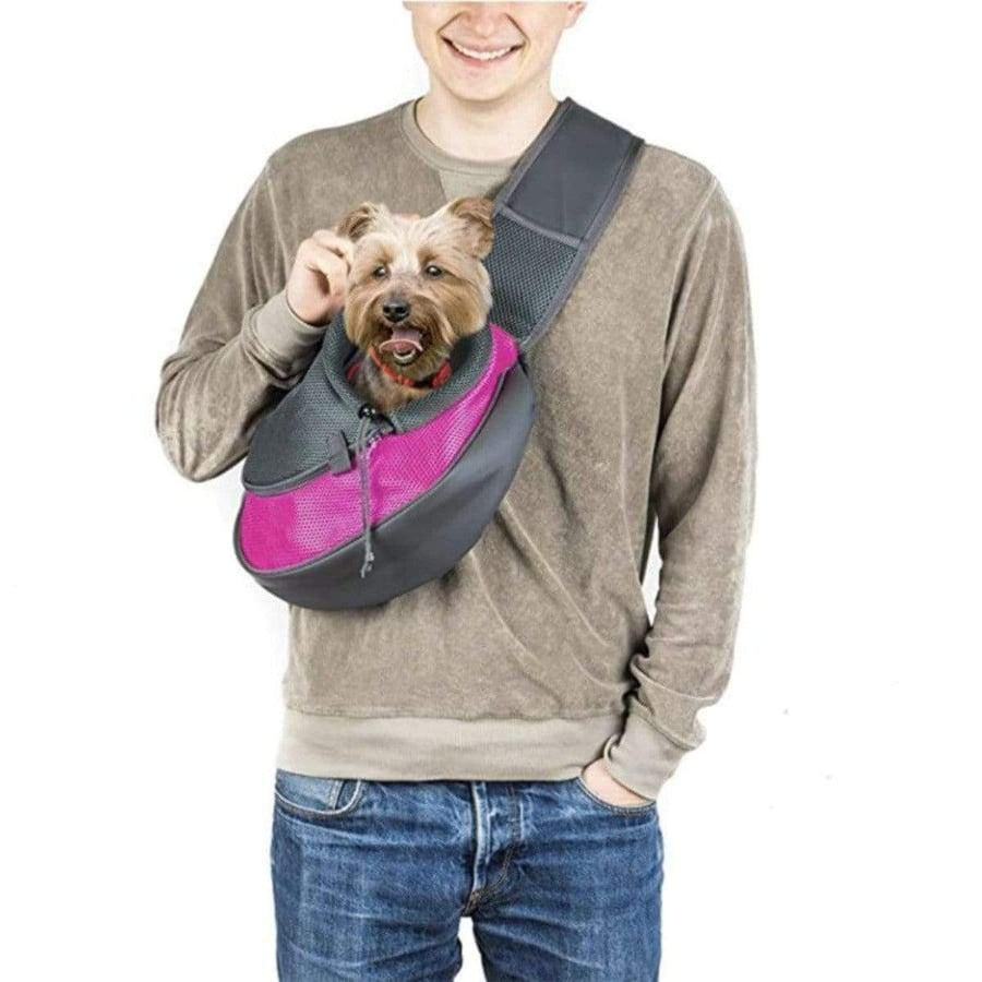 Doggy Sling Bag For Small Dogs