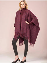 Load image into Gallery viewer, Super Soft Blanket Cape