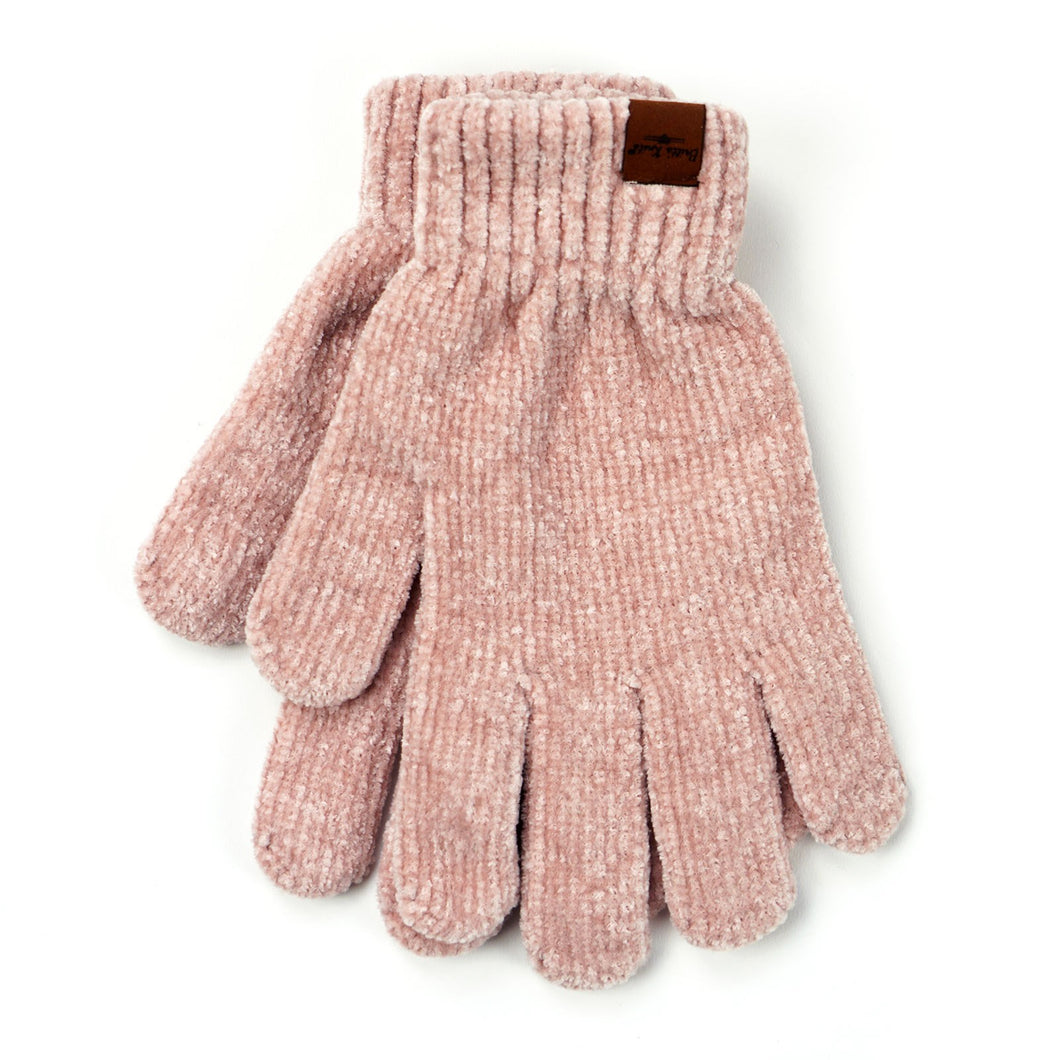 Beyond Soft Chenille Gloves