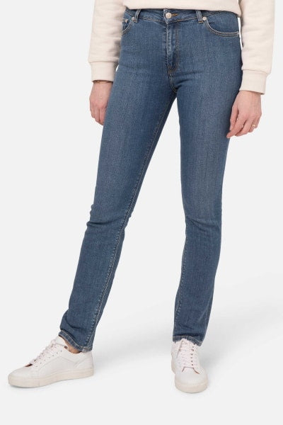 mud jeans blue indigo