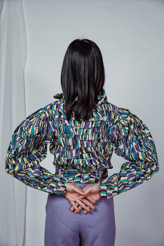 Printed shirt - Alis 1996