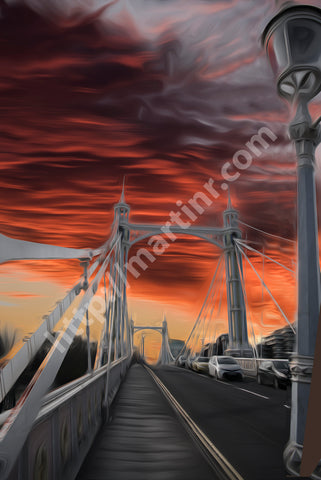 Albert Bridge II