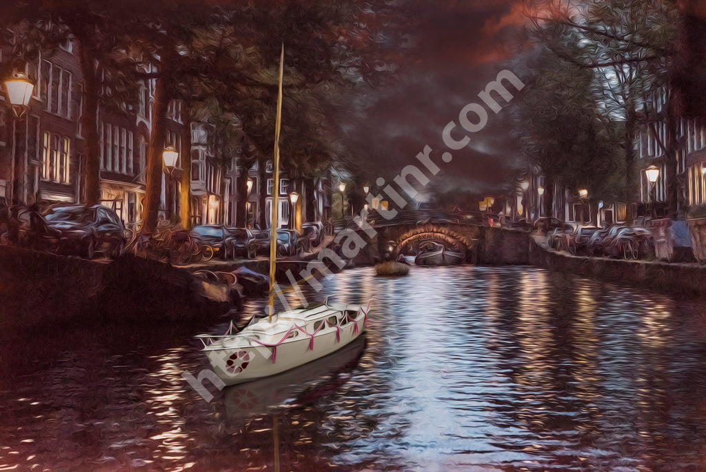 Amsterdam Canal IV