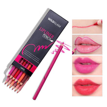 Load image into Gallery viewer, Wildglam Nude Lipliner Set