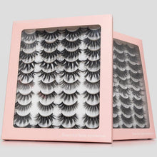 Load image into Gallery viewer, Wildglam Silk Eyelashes Kit