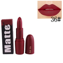Load image into Gallery viewer, Wildglam Silky Matte Lipstick